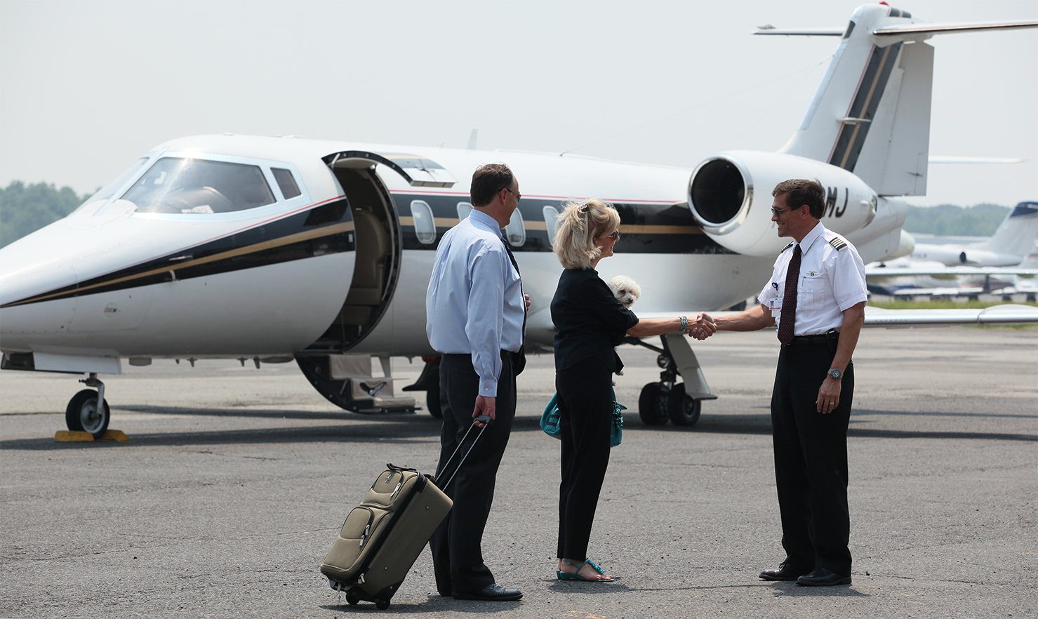 affordable jet rental Air Charters