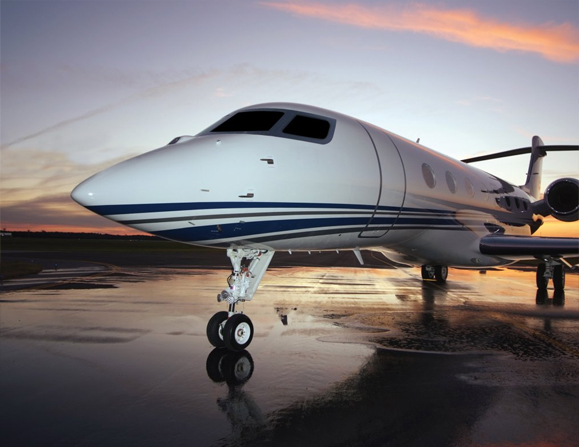 Private jet charter costs, costs associated with chartered flight