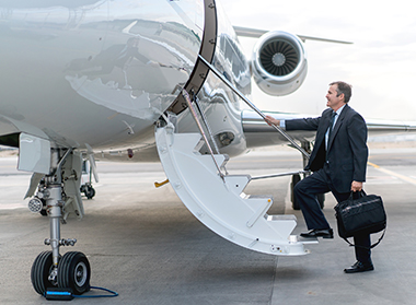 Executive Jet Charter Services serving Teterboro, New York and New Jersey. Private Jet charter for business executives.