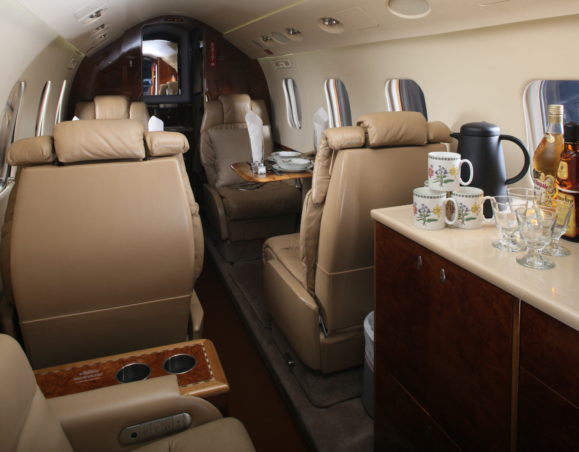 Charter a plane to celebrate important events, travel in style with private jet rental