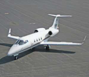 learjet 55 availablefor private plane charter with Air Charters New Jersey Area